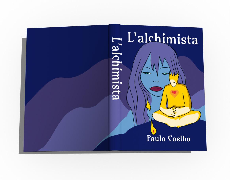 copertina alchimista