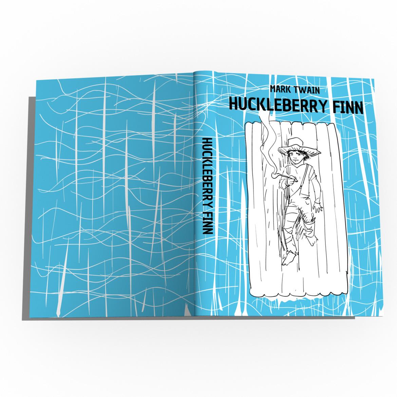 copertina huckleberry finn